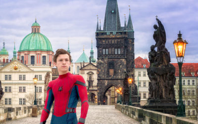 Do you want experience adventure during filming Spider man in Czech Republic with the best companion Emma Elite?